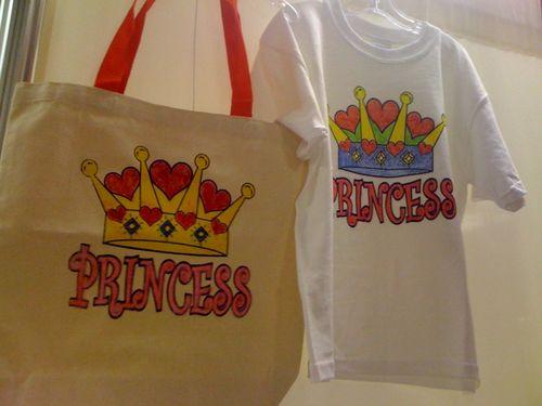 Princessshirt