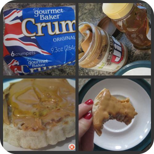 Final crumpet